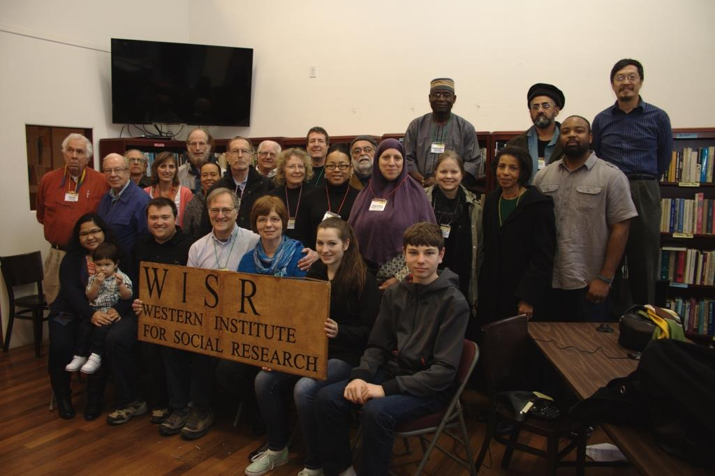 photo WISR students, faculty, alumni, Board, and family members at Annual Conference in Fall 2014